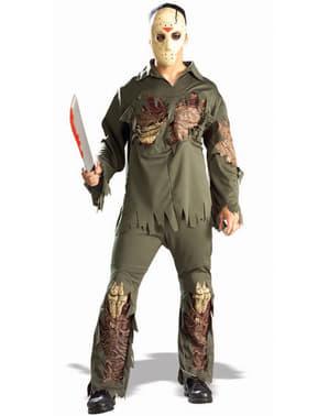 Costum Jason Super deluxe Vineri 13 pentru bărbat