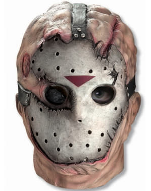Terrifying Jason Friday the 13th mask