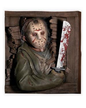 Dekorace na zeď Jason (Pátek 13.)