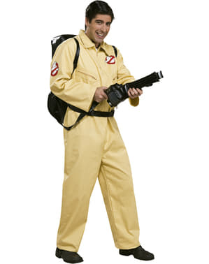 Mens Ghostbusters deluxe costume