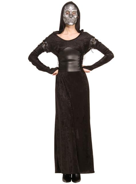 Disfraz de Bellatrix Lestrange para mujer