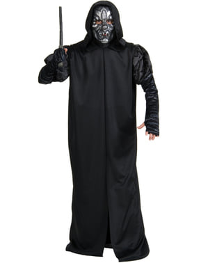 Harry Potter Dødseter Kostyme Mann
