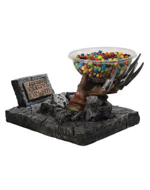 Porta caramelle tomba Freddy Krueger