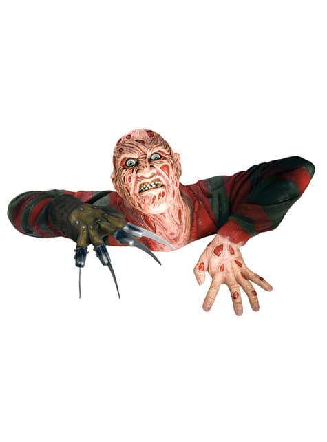 Figura decorativa de Freddy Krueger caminante Pesadilla en Elm Street