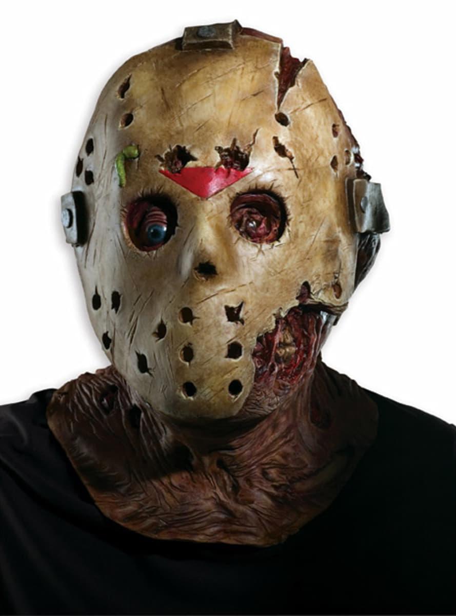Fredag Den 13 Jason Maske Til Voksne Express Levering