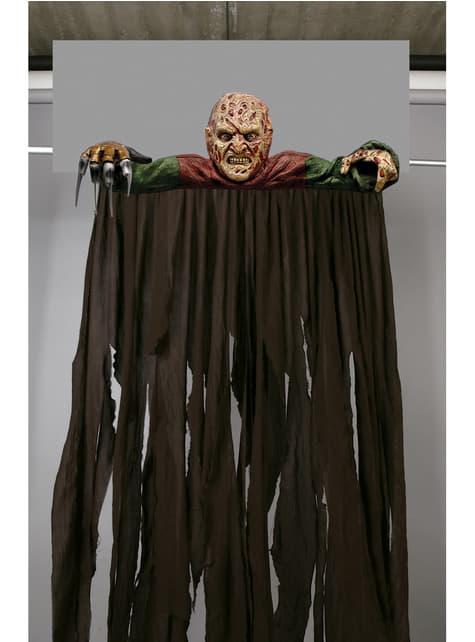 Freddy Krueger door decoration