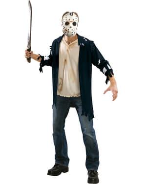 Fredag den 13. Jason kostume til mænd