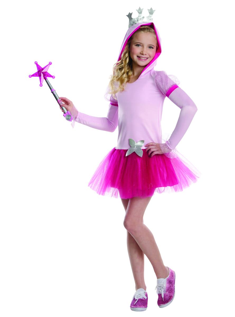 Disfraz de Glinda la bruja buena El Mago de Oz tutú para niña. Have ...