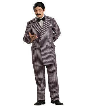 Gomez Addams Kostyme for Menn