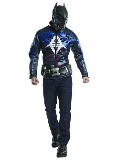 Kit disfraz de Batman Arkham Franchise para adulto