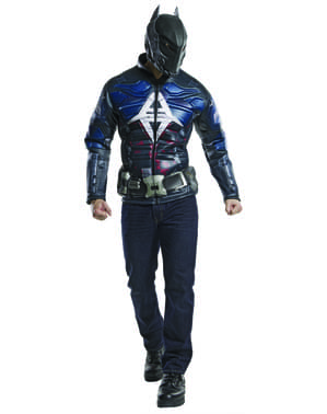 Kit costume da Batman Arkham Franchise per adulto