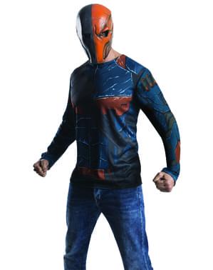 Deathstroke Kostüm Set für Herren Arkham Lizenz