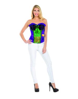 Womens sexy Joker corset