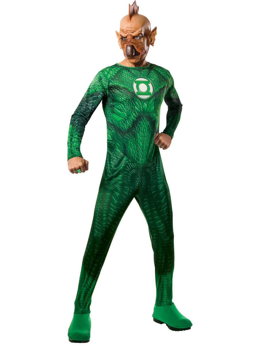 Mens Tomar-Re Green Lantern costume. Express delivery ...