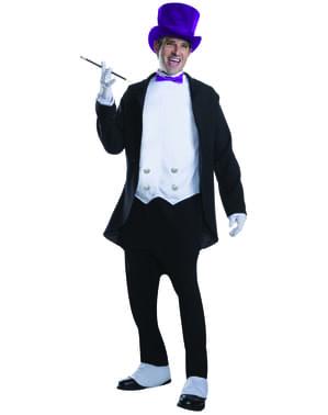 Pinguin Kostüm für Herren klassische Batman Serie