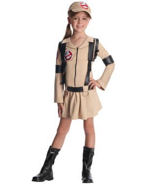 Costume Ghostbusters-Acchiappafantasmi bambina