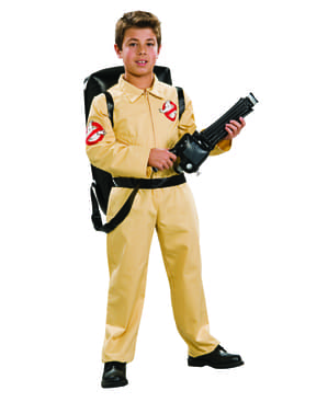 Costum Ghostbusters deluxe pentru băiat