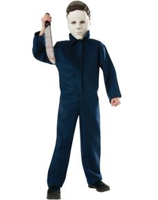 Disfraz de Michael Myers Halloween para niño