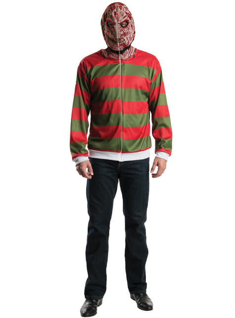 Chaqueta de Freddy Krueger Pesadilla en Elm Street