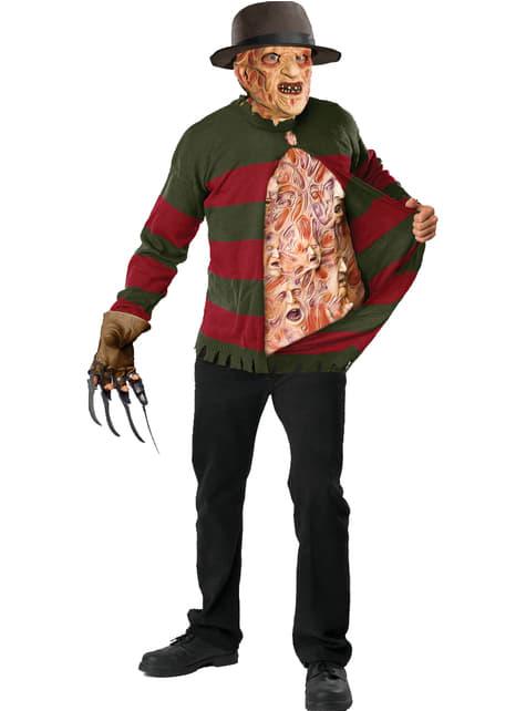 Jersey del terror Pesadilla en Elm Street para hombre