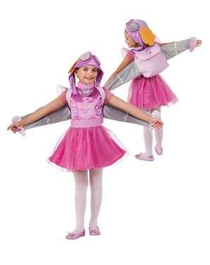 Kızlar Skye Paw Devriye Kostüm