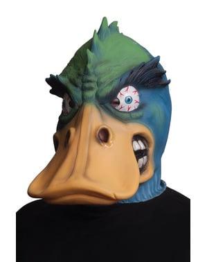 Maske zornige Ente