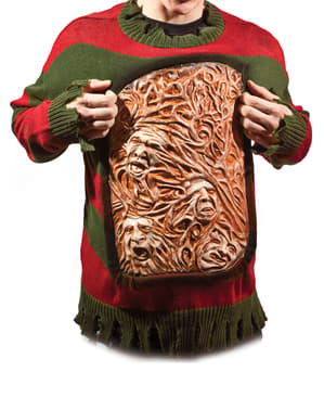 Elm Street Animert Sjeler Mage Protese
