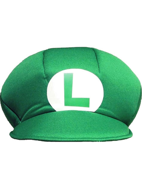 Boys Luigi Cap