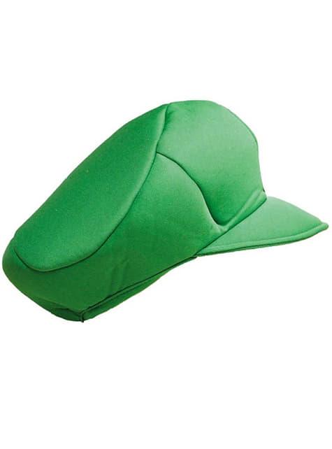 Gorro de Luigi para niño - para tu disfraz