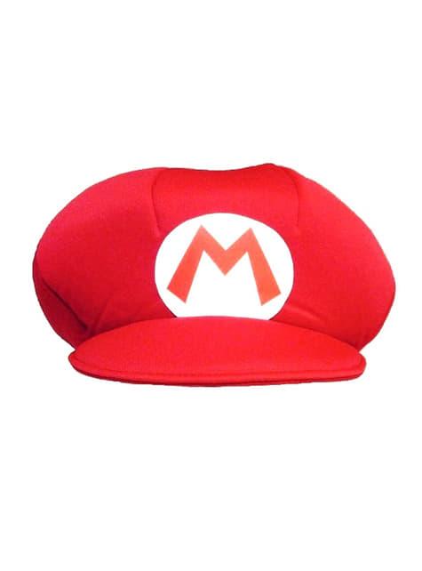 Gorro de Mario Bros para niño