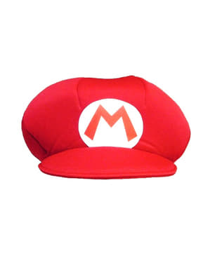 Boys Mario Bros Cap