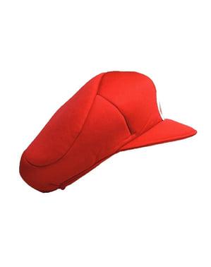 Mario Bros Mütze für Kinder