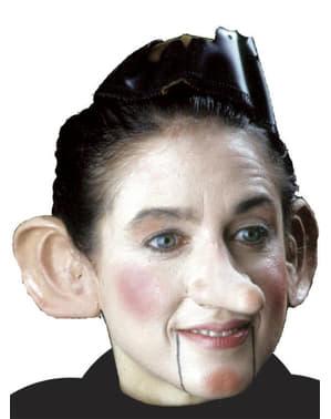 Pinokkion lateksinen nenä