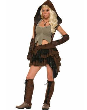 Bandit Warrior Costume