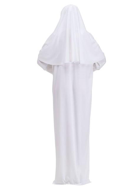 Fato de freira do terror para mulher