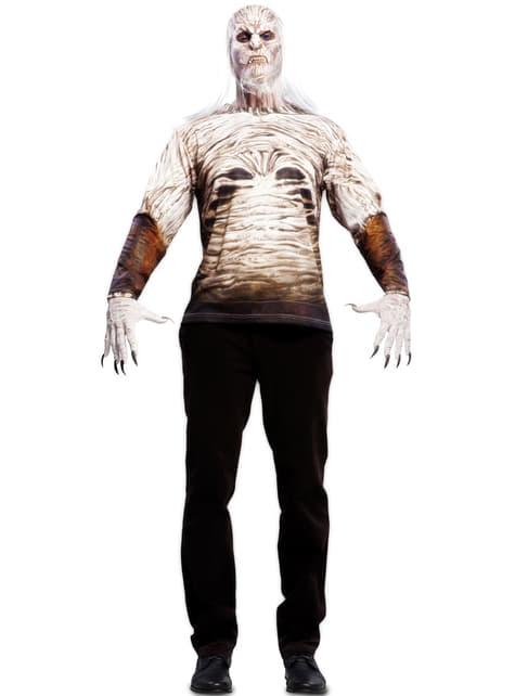 Shirt white walker