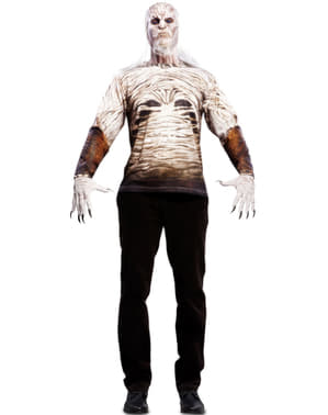 Camiseta de caminante blanco white walker