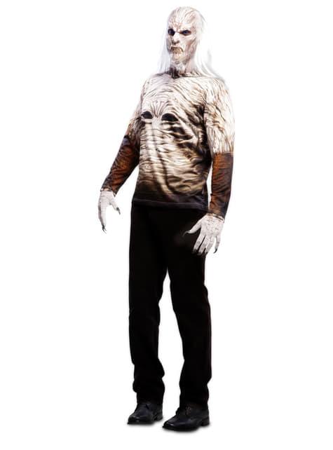 Bluzka biały wędrowiec white walker