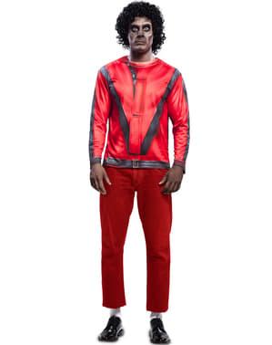 Camisola de zombie Thriller para homem