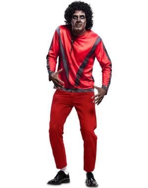 T-shirt zombie Thriller homme