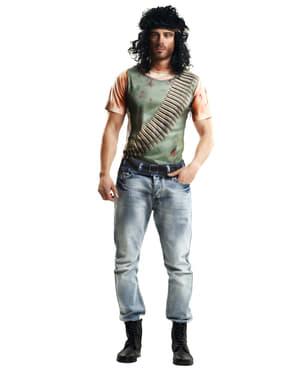 Чоловіча футболка з пошкодженими партизанами