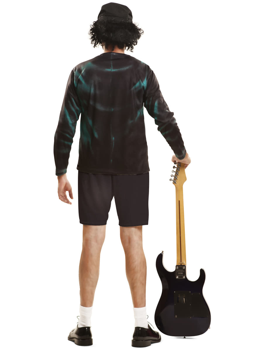 t shirt guitariste angus homme. Black Bedroom Furniture Sets. Home Design Ideas