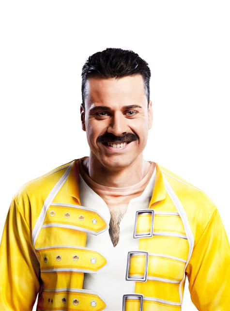 Freddie Mercury Queen Gul Trøje