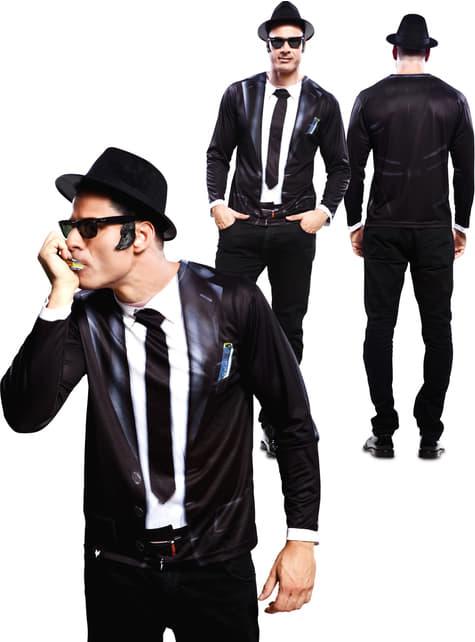 Camiseta Bluesman para hombre