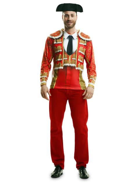 Camiseta torero tradicional para hombre - original