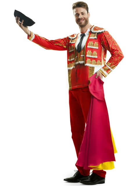 Camiseta torero tradicional para hombre - Carnaval