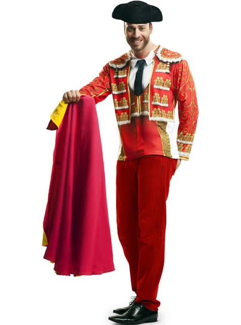 Camiseta torero tradicional para hombre - barato