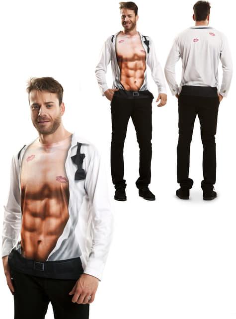Sexy boy t-shirt til mænd