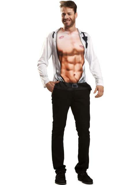 Camisola sexy boy para homem