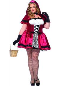 b8b1568ef46 Disfraz de Caperucita encantadora para mujer ...  class